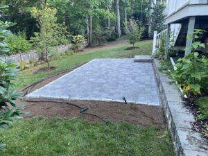 millstone paver cobblestone edging 2