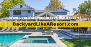Backyard Like a Resort