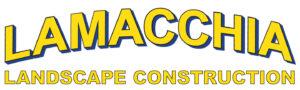 Lamacchia-Landscape Construction Logo