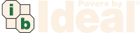 ideal_pavers_logo white